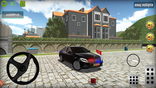 New President Car Driving Game pc screenshot 1