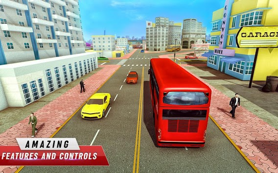 City Bus Passenger Driving pc screenshot 2