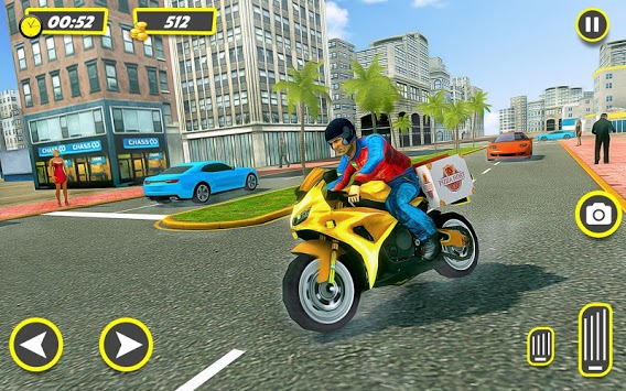 Good Pizza Delivery Boy pc screenshot 1
