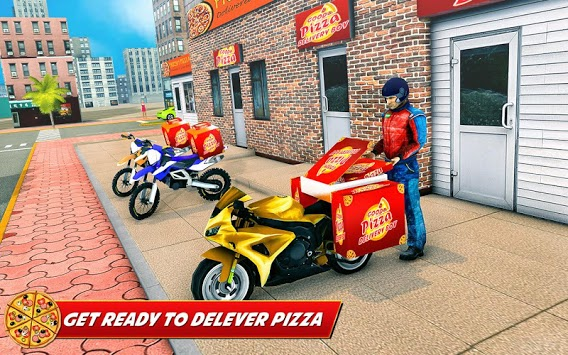 Good Pizza Delivery Boy pc screenshot 2