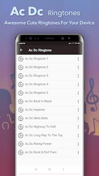 Ac Dc Ringtone pc screenshot 2