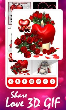 Love GIF 3D pc screenshot 2