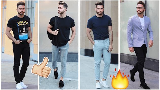 🔥 Men Outfit Ideas 2019 pc screenshot 2