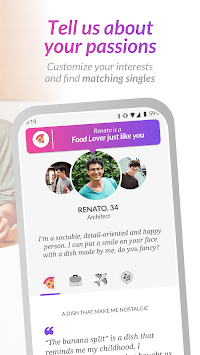 My other half – App for couple matching pc screenshot 2
