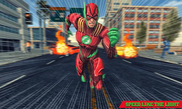 Super Light Speed Hero Robot Combat pc screenshot 1
