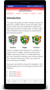 Rubik's Cube BeRubiker pc screenshot 2