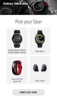 Galaxy Watch Plugin PC screenshot 2