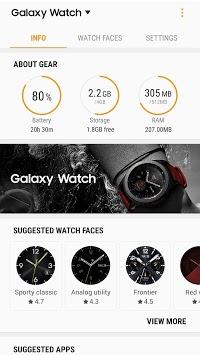 Galaxy Watch Plugin PC screenshot 3