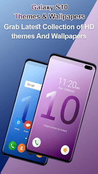 Themes for samsung S10: S10 launcher and wallpaper pc screenshot 1