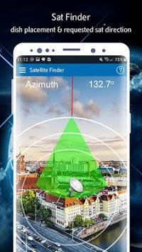 Satellite Finder (Area Calculator) Dish Pointer pc screenshot 1