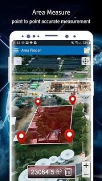 Satellite Finder (Area Calculator) Dish Pointer pc screenshot 2