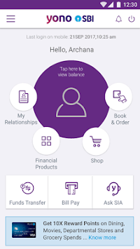 YONO SBI: The Mobile Banking and Lifestyle App! pc screenshot 1