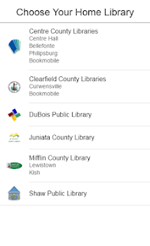 Central PA Libraries eCards pc screenshot 1