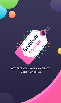 Free Meals Coupons for Grubhub pc screenshot 1