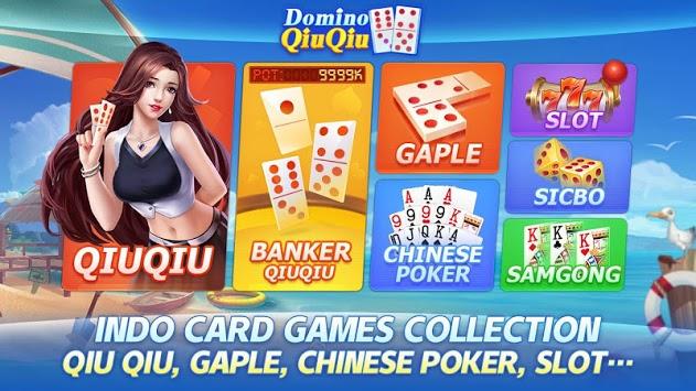 Domino 99 Gaple 2019 Qiu Qiu Kiu Kiu Poker for PC Windows ...