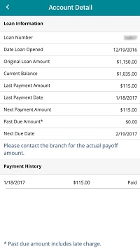 $MyLoan$ by Security Finance pc screenshot 1