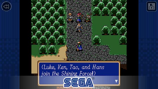 Shining Force Classics pc screenshot 1