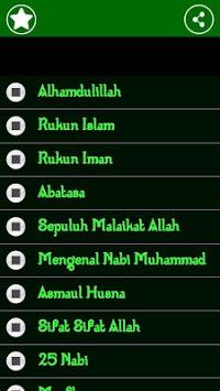 Lagu Anak Islami pc screenshot 2