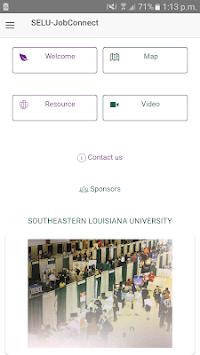 SELU-JobConnect pc screenshot 1