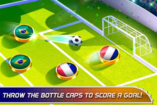 2019 World Caps Soccer: Football Cup Tournament pc screenshot 2