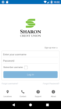 Sharon Credit Union pc screenshot 2