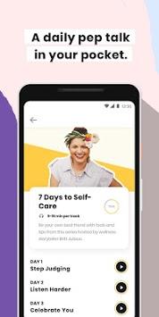 Shine - Self-Care & Meditation pc screenshot 1