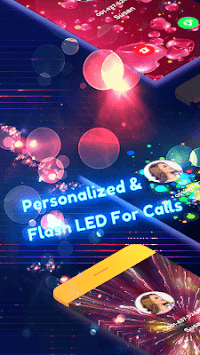 Shining Flash Phone - Color Themes & Call Screen pc screenshot 2