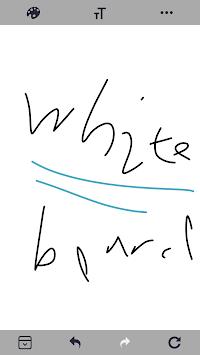 White Board pc screenshot 1