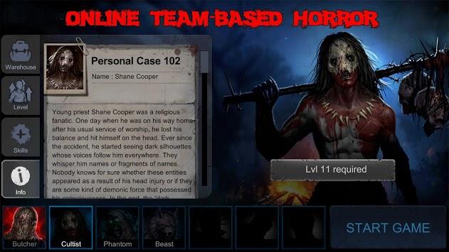 Horrorfield - Multiplayer Survival Horror Game pc screenshot 1
