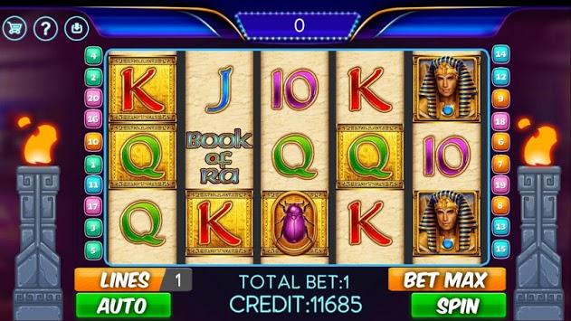 Slot Ra pc screenshot 2