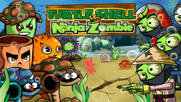Turtle Defense Ninja Invasion pc screenshot 1