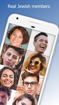 Judaism Dating - Jewish Singles & Shalom Jews Chat pc screenshot 2
