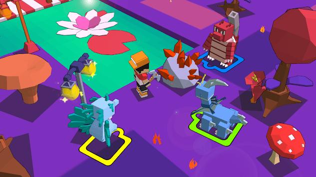 Pixelmon World: Trainer Adventure pc screenshot 1