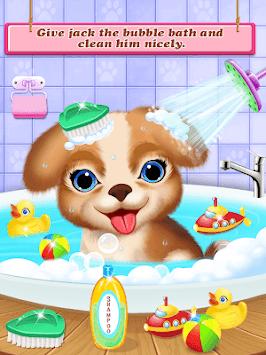 Puppy Salon - Daycare & Rescue Jobs pc screenshot 1