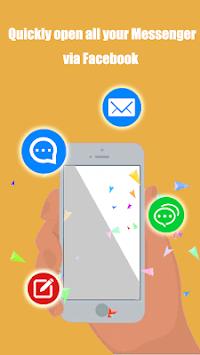 Messenger apps  - in one app pc screenshot 1