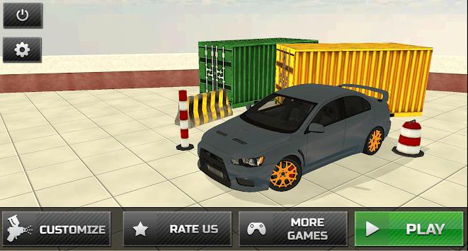 Real Car Parking Game 3D pc screenshot 1