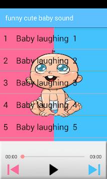 funny cute baby sound pc screenshot 1