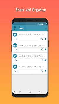 Smart Voice Recorder🎙 HD Audio Recording pc screenshot 1