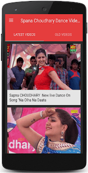 Sapna hot dance video songs pc screenshot 1