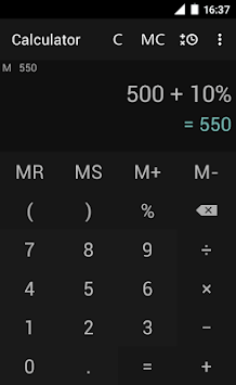 Calculator pc screenshot 2