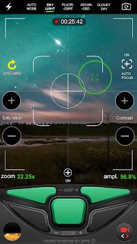 Low Light Vision Video Camera 35x zoom pc screenshot 1