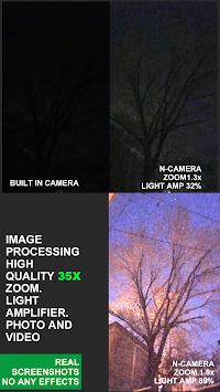 Low Light Vision Video Camera 35x zoom pc screenshot 2