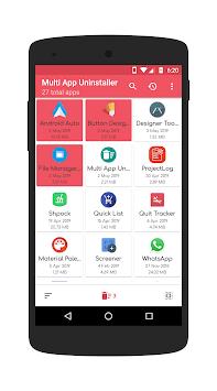 Multi App Uninstaller - Uninstall Multiple Apps pc screenshot 2