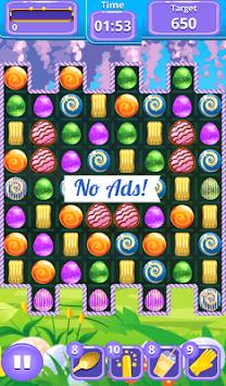 Easter Candy Match3 pc screenshot 1