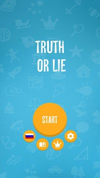 Truth or lie pc screenshot 1