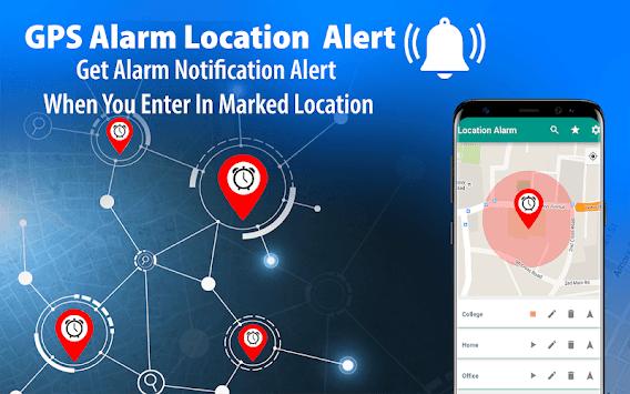 GPS Navigation: Live Map Alarm & Find Car Parking pc screenshot 1