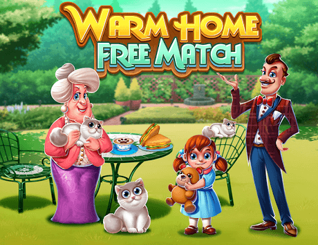 Warm Home Free Match pc screenshot 1