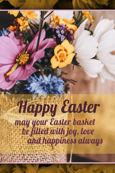 Happy Easter Greetings pc screenshot 1