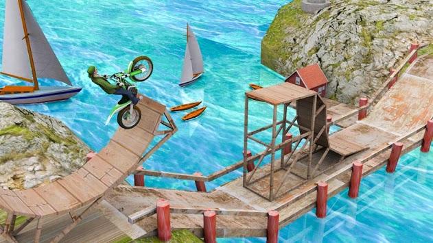 Stunt Bike Racing Game Trial Tricks Master pc screenshot 1