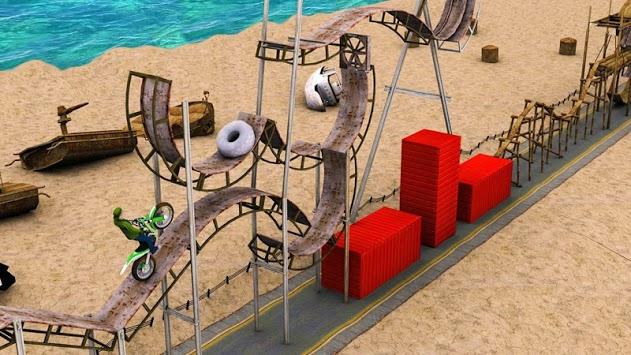 Stunt Bike Racing Game Trial Tricks Master pc screenshot 2